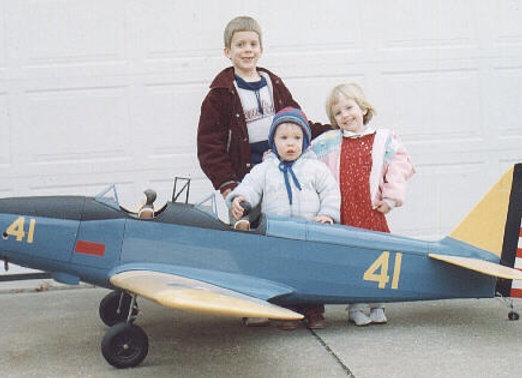 Hostetler Fairchild PT-19 (26%) Plan