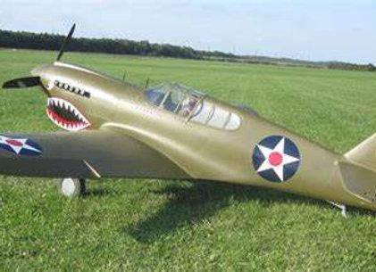 P-40 Kittyhawk Short kit by Ziroli