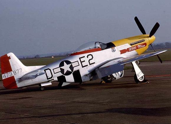 Ziroli P-51D Mustang Plan
