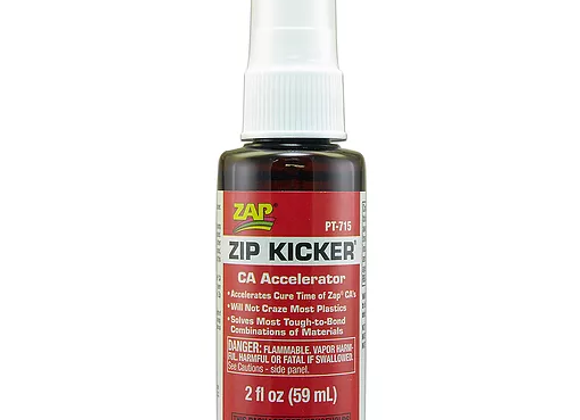 ZAP 2oz Zip Kicker (CA Accelerator)