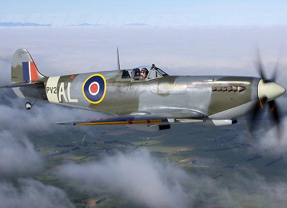 Spitfire MkIX 1/4 Short Kit by FOKKERC
