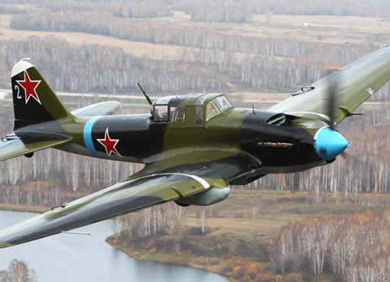 IL-2 Sturmovik Type 3 Short Kit by David Anderson