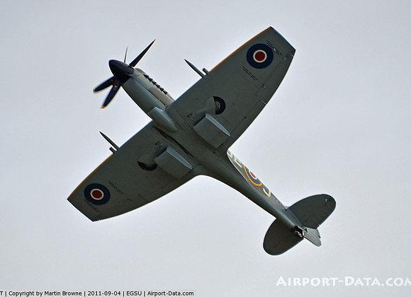 Spitfire MkXIV E 1/4 Short Kit by FOKKERC