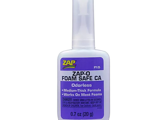 ZAP 20g ZAP-O-Foam Safe CA