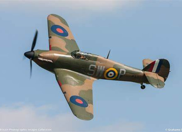 Hawker Hurricane Mk II Short Kit by David Anderson