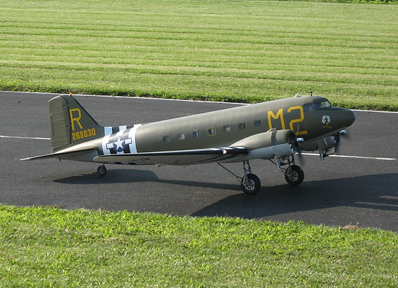 DC-3/C-47 Short Kit by Ziroli