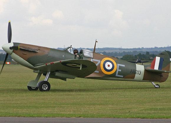 Spitfire Mk1 1/4 Short Kit by FOKKERC