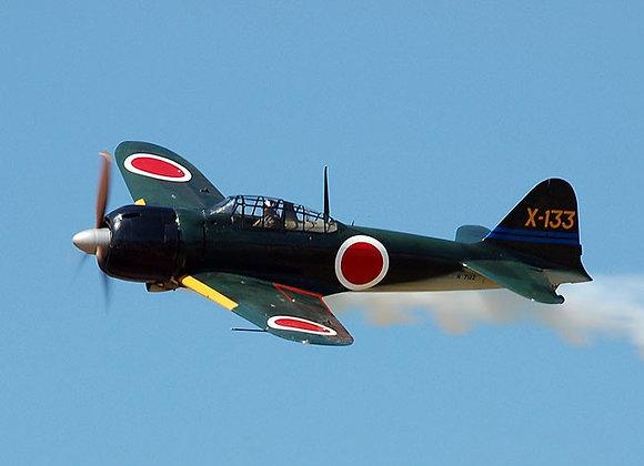 Ziroli A6M5 Zero Plan