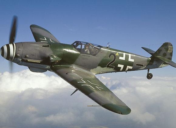 BF-109 G 1/3 Short Kit by FOKKERC