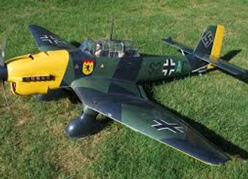 Ziroli Ju-87B Stuka Plan