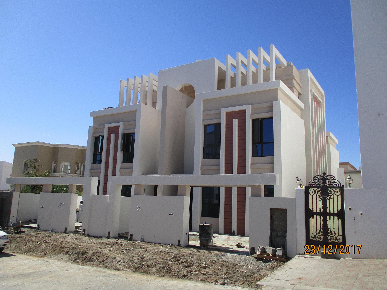 TWIN VILLA AT BUSHAR AL ANSAB HTS.