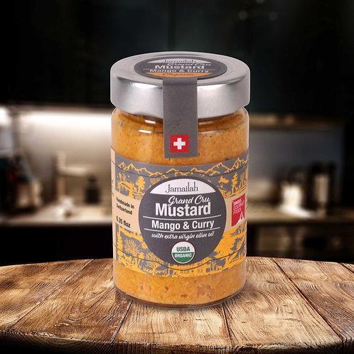 Curry Mango Gourmet Mustard