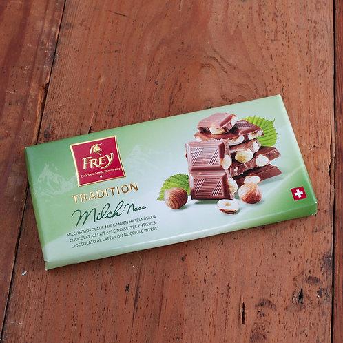 Original Swiss Hazelnut Chocolate (Imported)