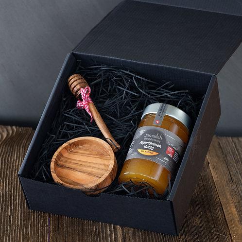 Alpine Flower Raw Honey Gift Box