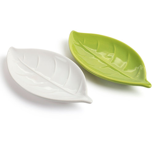 Feuille dish - Set of 2