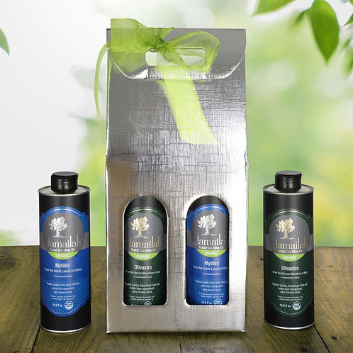 World's best olive oil gift