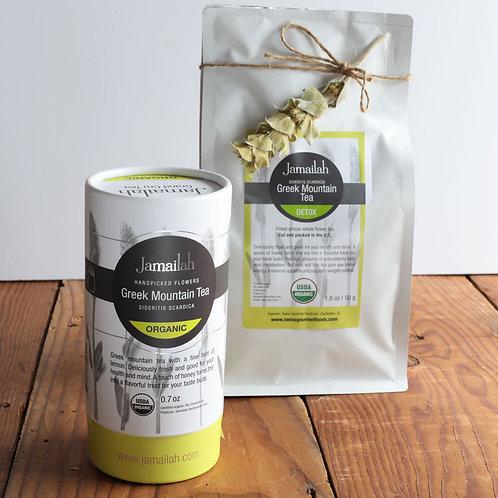 Set of two: Organic Detox Tea