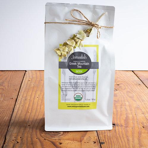 Organic Detox Tea in the Bag