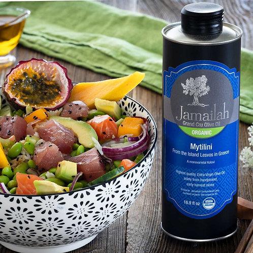 Jamailah Grand Cru Mytilini Organic Olive Oil
