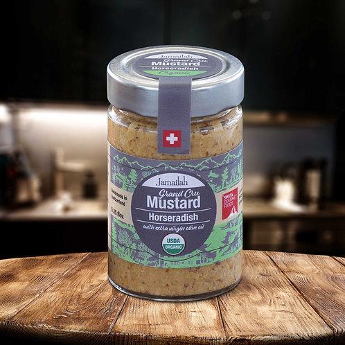 Horseradish Gourmet Mustard