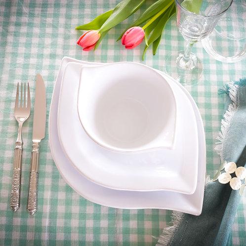 Elegant Dish Set of 3 - Mille feuilles