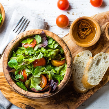 A Salad a day keeps the doctor away