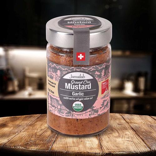 Garlic Gourmet Mustard