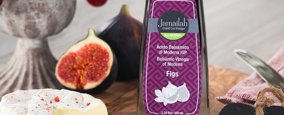Fig Balsamic Cream Vinegar - no added sugar