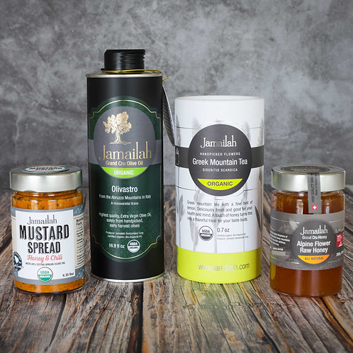 Get the experience: Jamailah specialty food collection