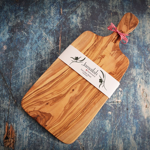 Cutting and Serving Board made from Olive Wood