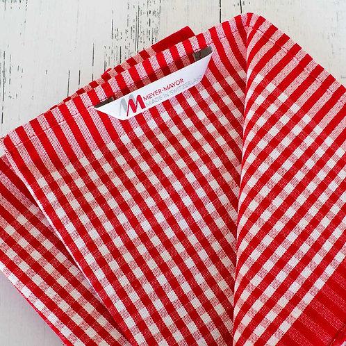 Swiss kitchen towel half linen
