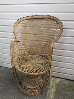 the petal studio boho chair