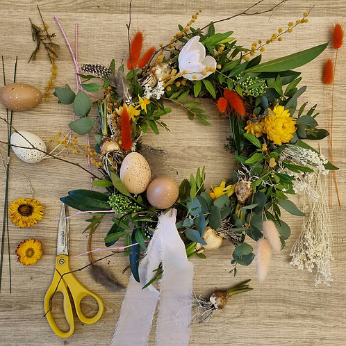 Mama I Love You (x2 wreath kits)