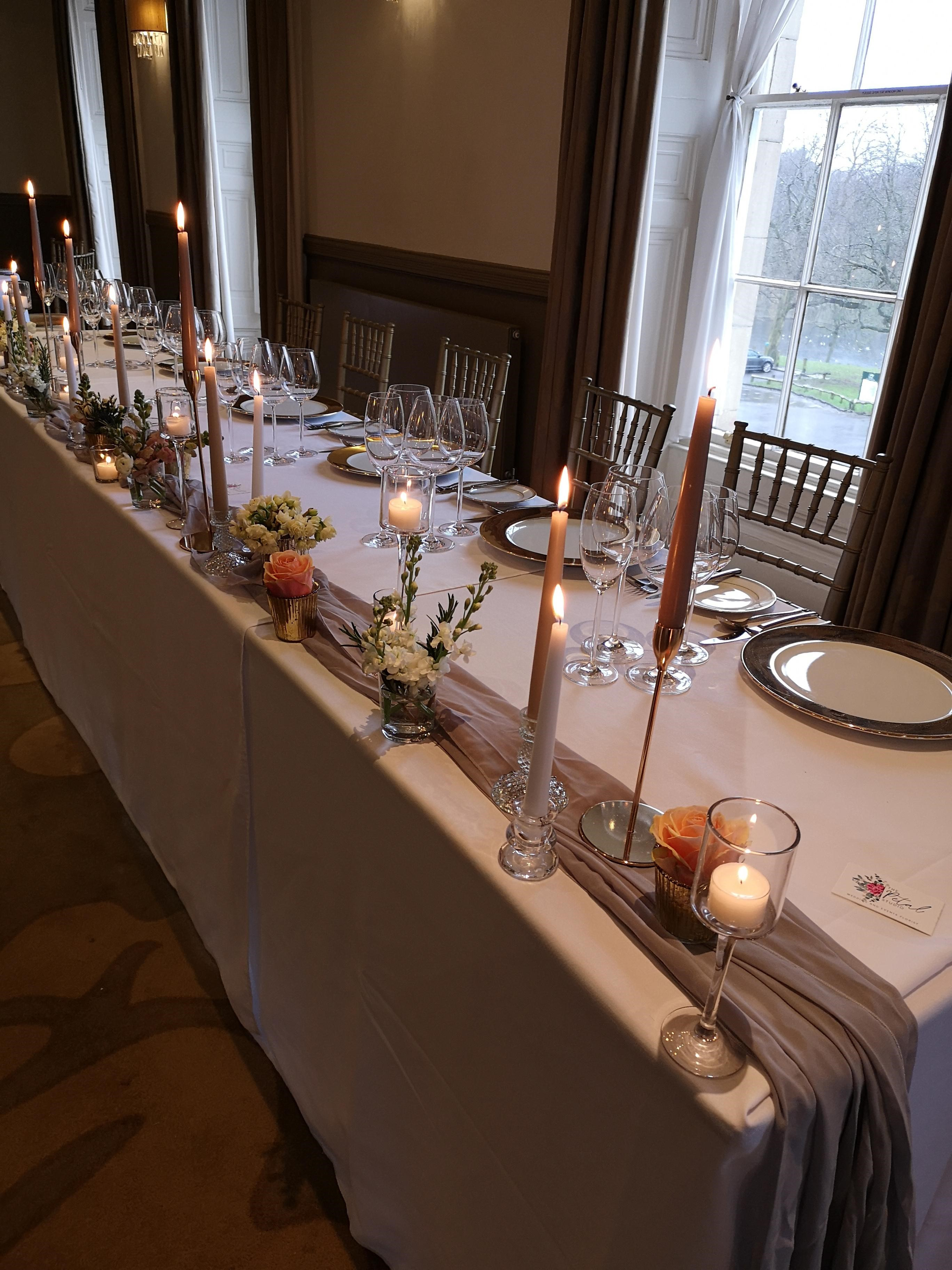 top table