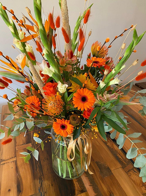 Seasonal Luxury Vase Arrangement