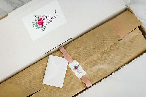 Letter Box Flowers
