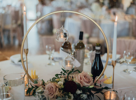 Choosing your Centrepieces!