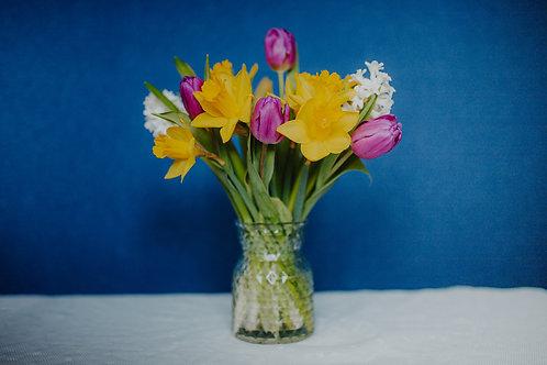 Springy  Vase