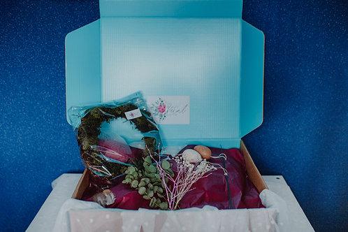 Spring wreath kits