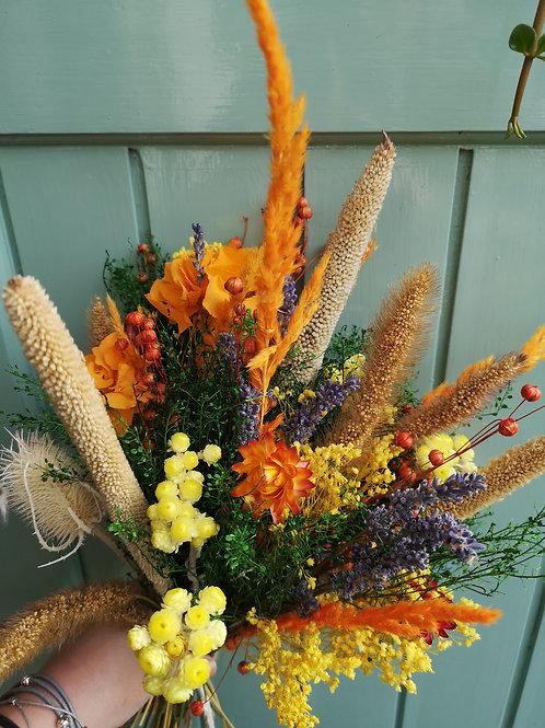 • R O B Y N • Dried Flowers