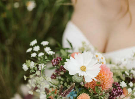 Things to consider when choosing your Wedding Florist.