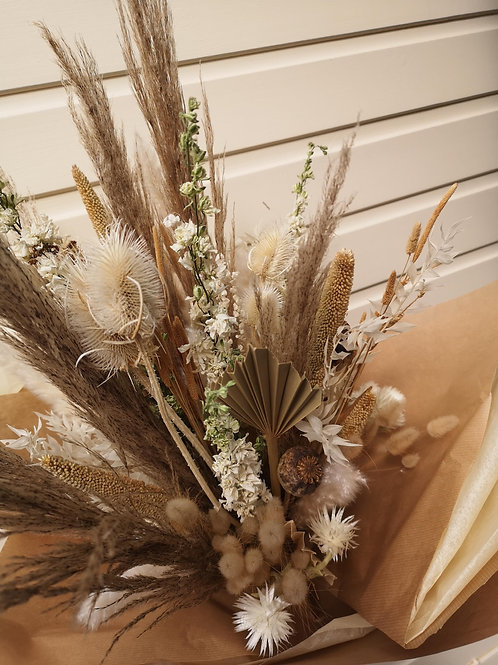 A Natural Beauty Dried Bouquet