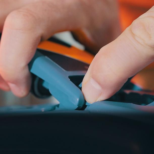 TRIK: Výměna baterií přijímače a vysílače