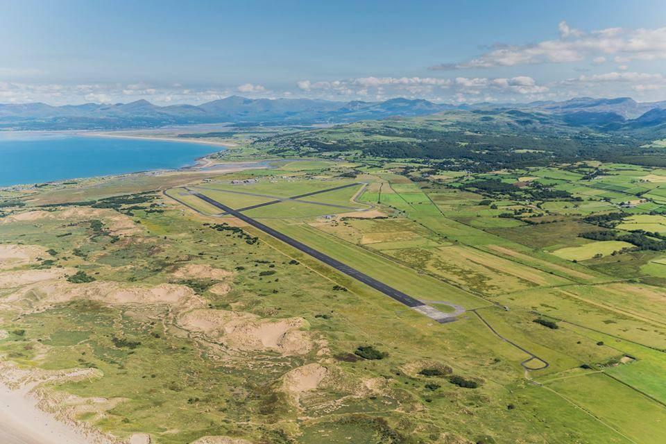 Llanbedr Airfield, North Wales, Snowdonia National Park