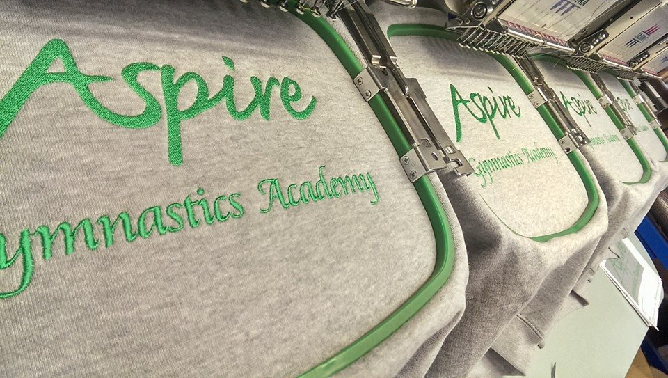 embroidery company redruth