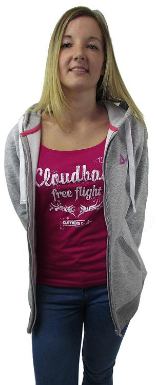 CB11385 Cloudbase Ladies Melrose T-Shirt Free Flight