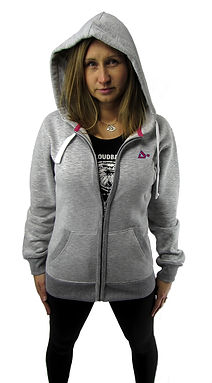 Cloudbase Slub Zip Hooded Sweatshirt