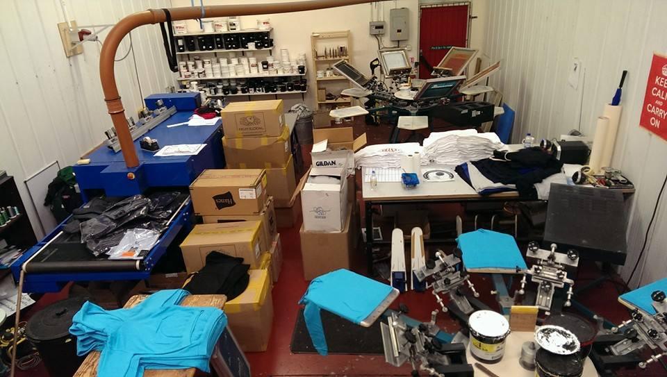 Screentech Print Shop