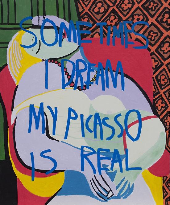 CB Hoyo - Picasso Dreams