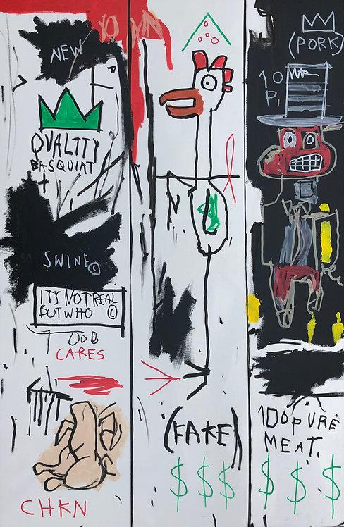CB Hoyo - Quality Basquiat